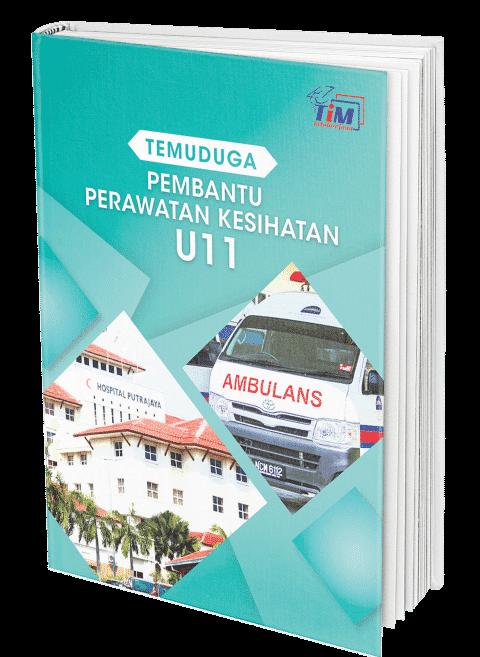 Rujukan temuduga pembantu perawatan kesihatan U11
